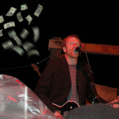 David Lowery, musician with Cracker and Camper Van Beethoven supports Trichordist and is angry that recorded music doesn't pay like it used to. (Clinton Steeds CC-BY)